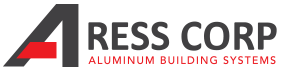 Aress Corp Aluminum building systems Logo