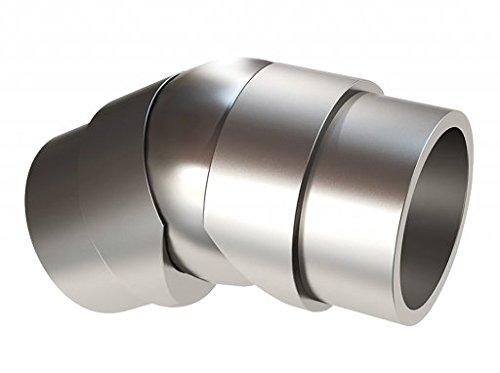 Anodized Aluminum Adjustable Angle 1.97 -b52-aresscorp