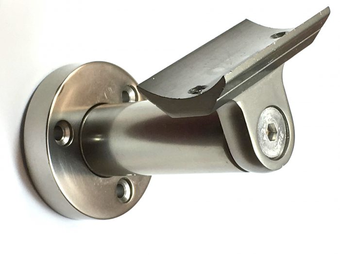 B52 Wall support silver-Aresscorp.